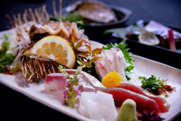 【楽天スーパーSALE】20%OFF 選べるお料理プラン【伊勢海老又は鮑】