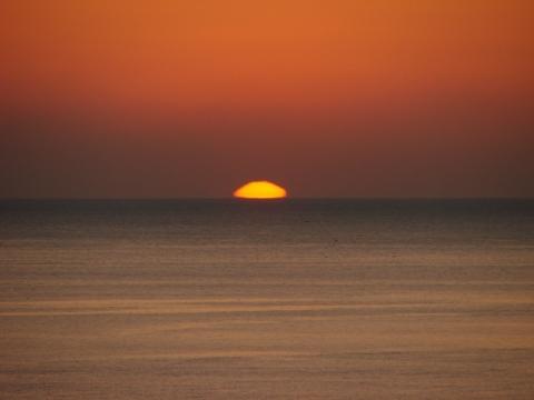 絶景の日の出2