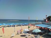 千鳥ヶ浜の夏2