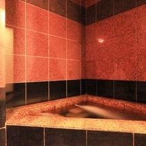 ○風呂_貸切風呂 館内には貸切風呂が3つ&貸切露天風呂が1つ!