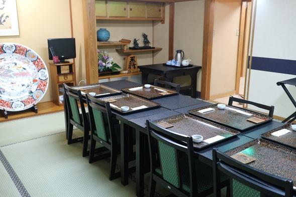 密を避けて。お部屋食確約。善光寺境内で過ごすグレードアッププラン