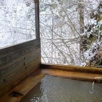 雪景色 みどり