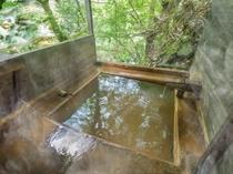 露天風呂・みどりの湯