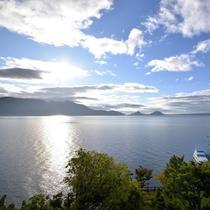 ■支笏湖の眺望イメージ