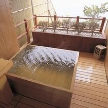 ■貸切温泉露天風呂「駒の湯」