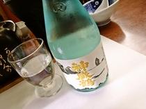 地酒・神威鶴