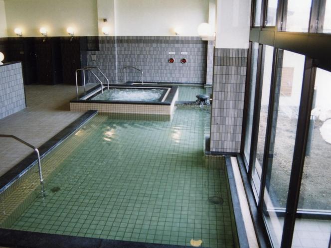 町営温泉・岬の湯しゃこたん【内風呂】