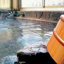 *しっとりとしたお湯で湯あがり肌は極上♪