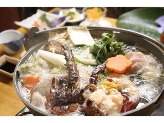 【おいしいダシが決め手!!】人気の鍋付き2食プラン