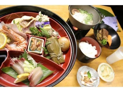 【楽天トラベルセール】【奄美の食材をふんだんに!!】和食コース付き2食プラン