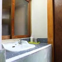 *【館内】日々のお掃除が行き届いた洗面所