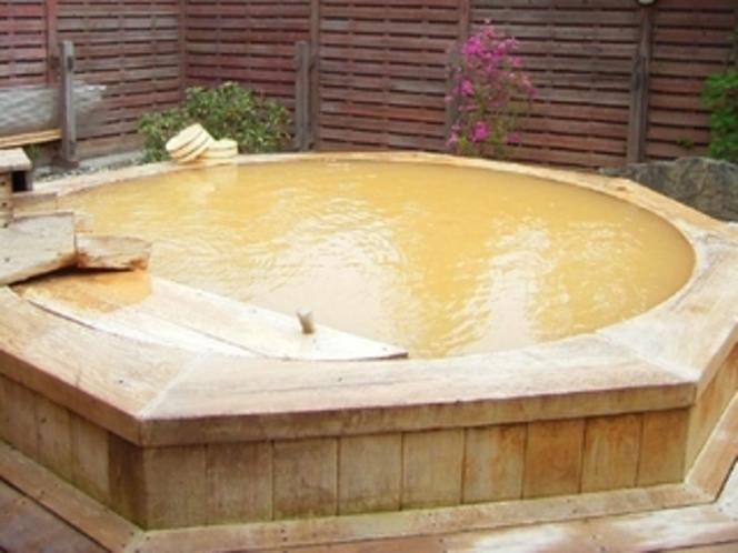 グループエグゼクティブタイプ露天風呂一例