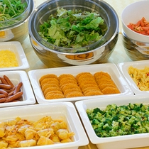 【朝食】ご朝食バイキング「洋」イメージ