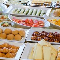 【朝食】ご朝食バイキング「洋」(イメージ)