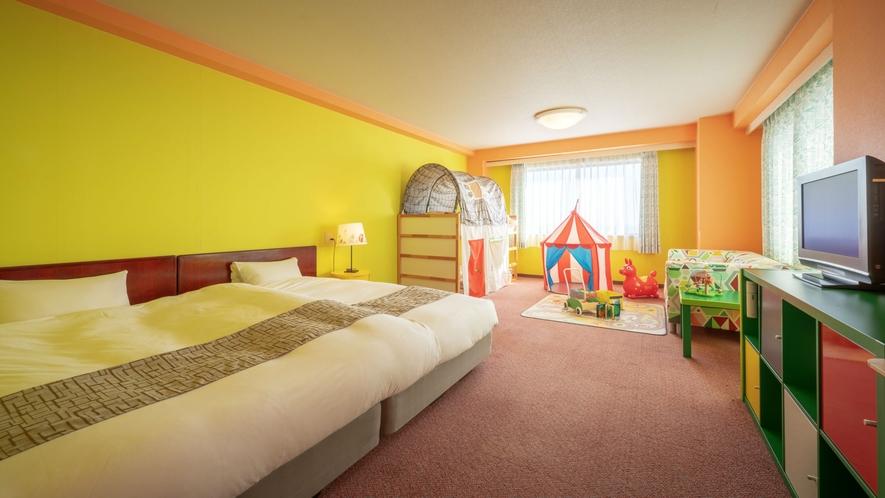 【キッズルーム】2段ベッドのお部屋(イメージ)