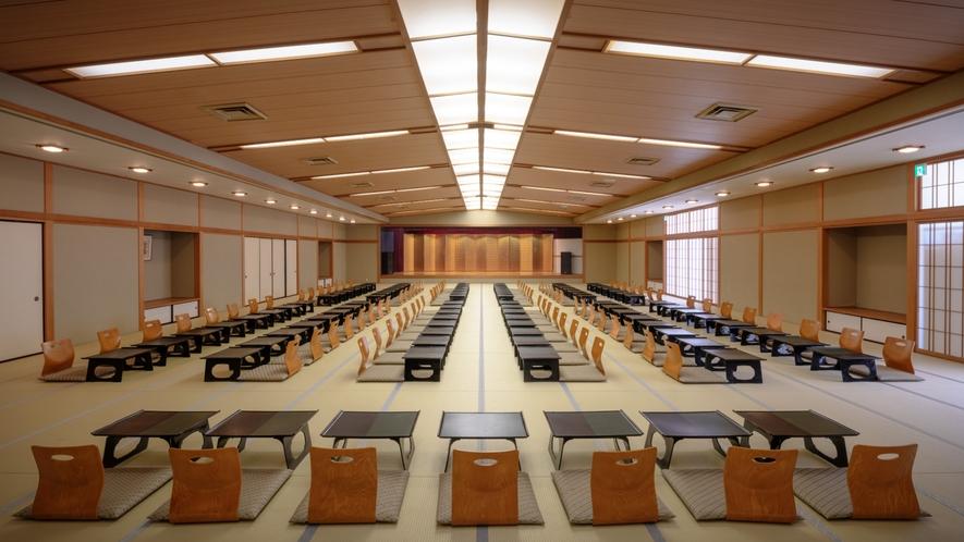 大小10箇所の和宴会場(イメージ)