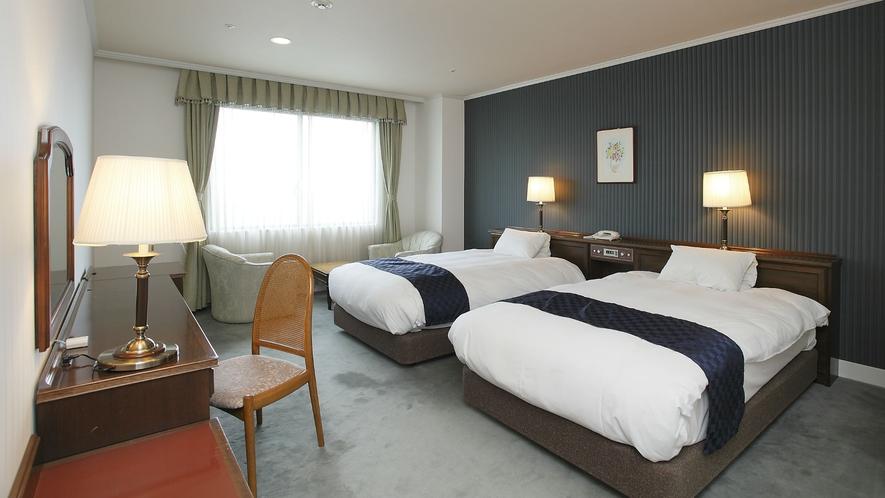 【ロイヤルスイート】寝室(イメージ)