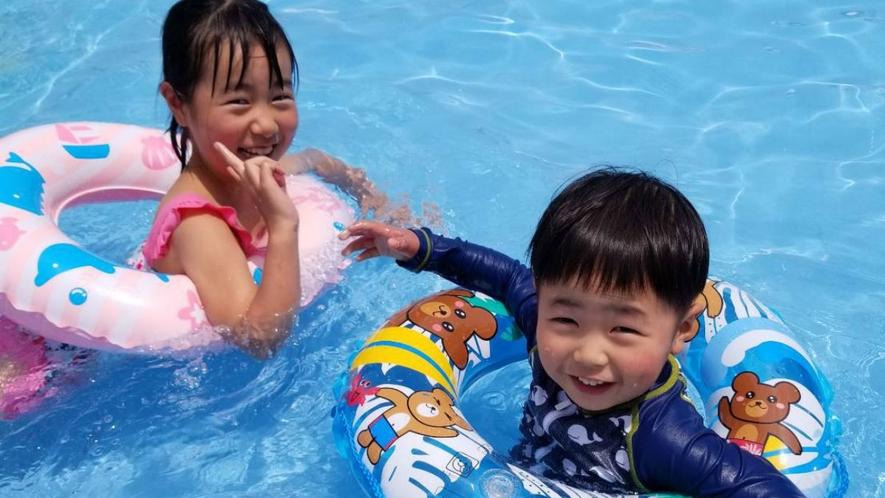 夏季限定☆屋外プール♪(イメージ)