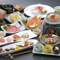 冬の日本料理(イメージ)
