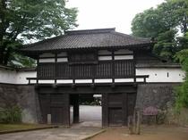 【城跡】小諸城址・懐古園(車80分)お城は残ってませんが堀などが見ごたえあり。町より低い珍しいお城