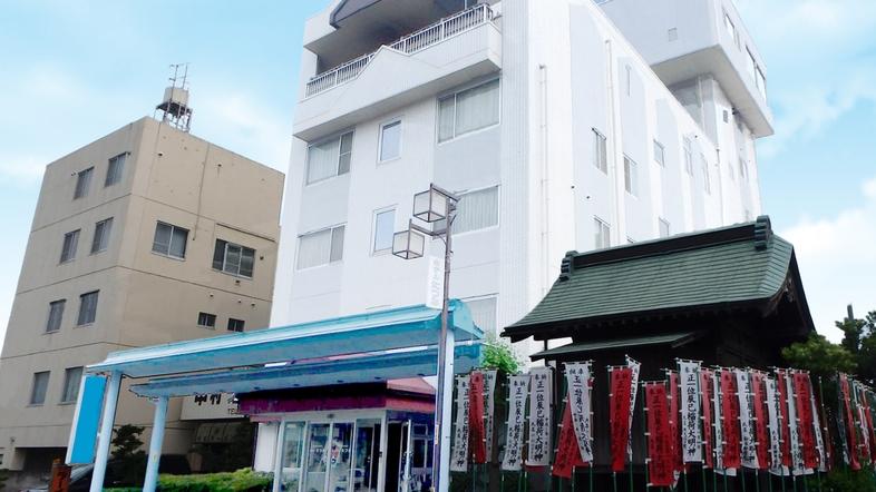 ホテル渋川ヒルズ(旧:ホテルたつみ)(BBHホテルグループ)