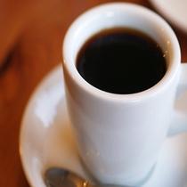ウェルカムコーヒーをフロントにご用意しております♪