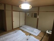 和室◇禁煙◇バストイレは共用となります。
