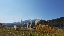 秋の御嶽山