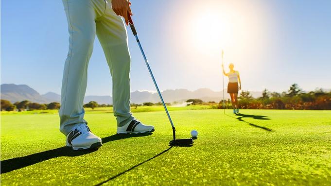 【ゴルフ1ラウンド付前泊】星降るガーデンBBQ…プレー前日は宿泊して、パワーをチャージ<夕朝付>
