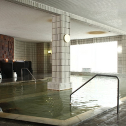 源泉に近く、泉質に恵まれた温泉です
