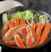 カニ鍋 □