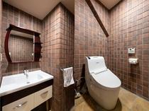 和室十人部屋(バスなし) トイレ