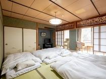 和室五人部屋