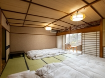 和室七人部屋(バスなし)