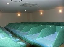 女性フロア仮眠室