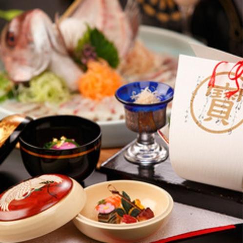 【お祝いプラン】料理イメージ