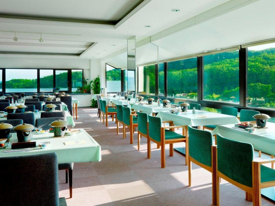 5階レストラン「後志」
