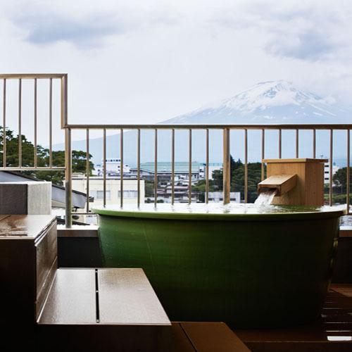 710 12露天風呂付富士山 露天風呂