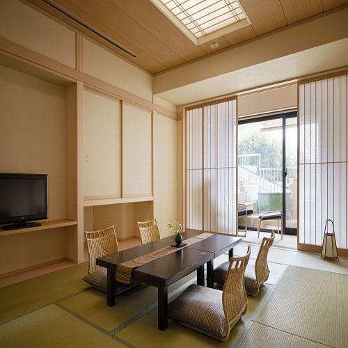 710 12露天風呂付富士山 本間