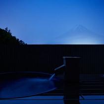 806 12.5TW露天風呂付富士山 露天風呂