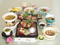 冬の南予を食す!! 松乃屋の郷土懐石料理を愉しむ