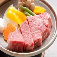 【日帰り入浴無料】『知多牛ステーキ御膳』