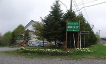 5月のバラギ高原ロッジ
