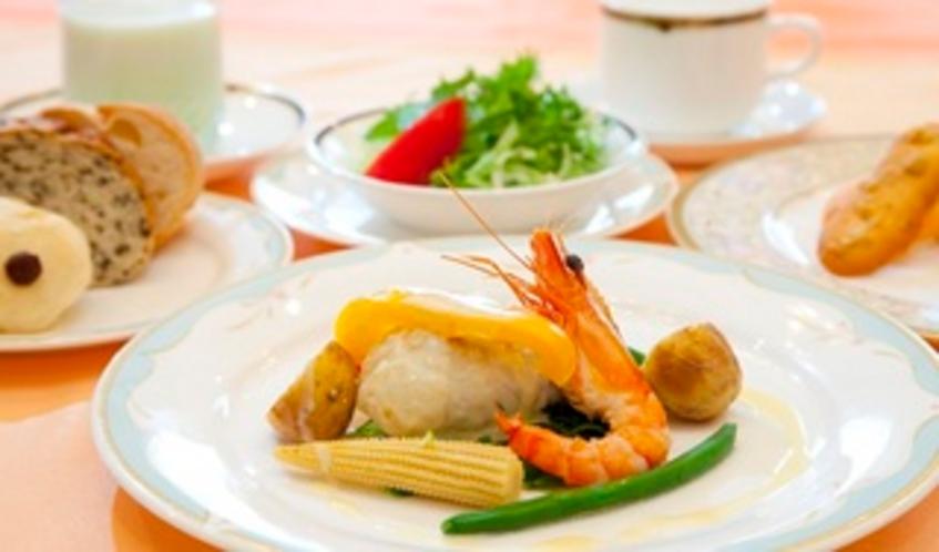 チョイスディナー (魚)