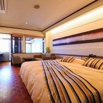 贅の極み露天風呂付客室