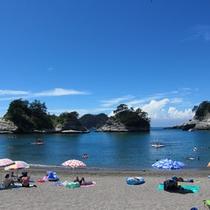 *乗浜海水浴場