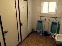 宿内・男性用トイレ