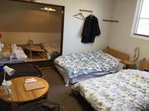 宿内・客室一例/2-5名様用洋室