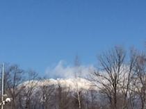 冬・富良野岳
