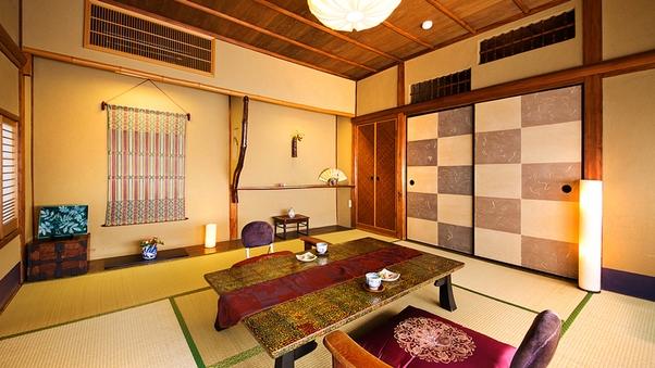 """■登鯉・呑福■「どこか懐かしい」""""昭和初期""""の風情溢れる客室"""